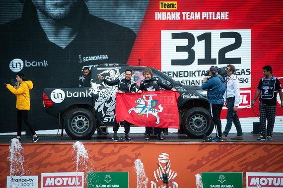 "Komandos nuotr./""Inbank team Pitlane"""
