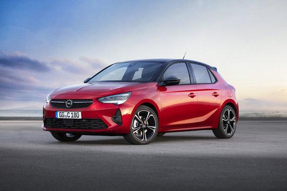 """Opel"" nuotr./Naujasis ""Opel Corsa"""