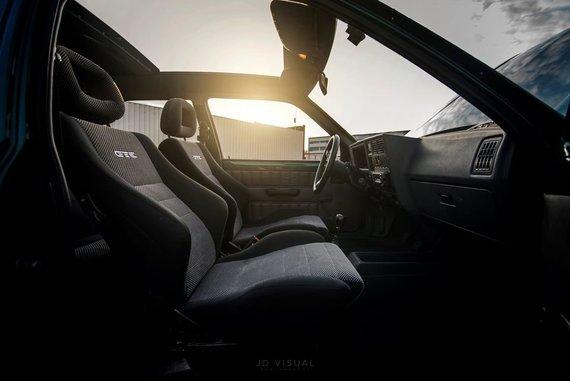 """""""JD Visual"""" nuotr./""""Opel Kadett"""""""