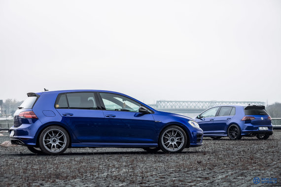 """Deals On Wheels"" nuotr./""Volkswagen Golf R"""