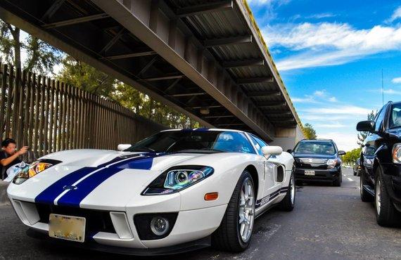 gtspirit.com nuotr./Superautomobiliai Meksikoje
