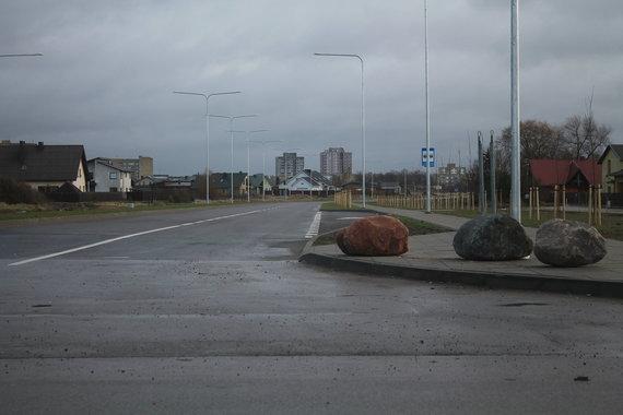 Tomo Markelevičiaus nuotr./Alanto gatvės tęsinys