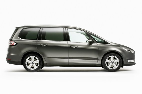 """""""Ford"""" nuotr./""""Ford Galaxy"""""""
