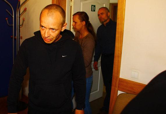 Tomo Markelevičiaus / 15min nuotr./Lauros ir Valerijaus Raskazovų byla Panevėžio apygardos teisme