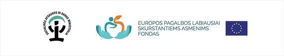 SADM ir ES logotipai