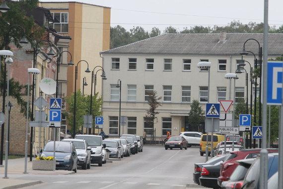 Alvydo Januševičiaus / 15min nuotr./Mažeikių rajono savivaldybė