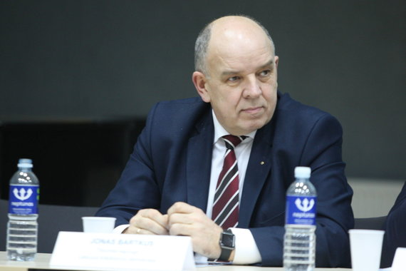 Alvydo Januševičiaus / 15min nuotr./Jonas Bartkus