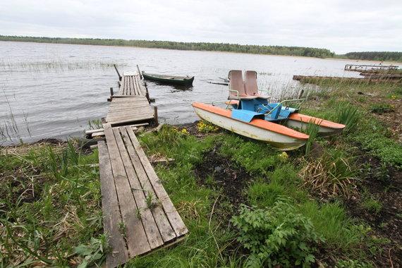 Alvydo Januševičiaus / 15min nuotr./Prie Plinkšių ežero