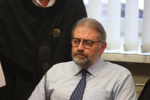 Alvydo Januševičiaus / 15min nuotr./Teismas dėl Panevėžio mero prekybos poveikiu