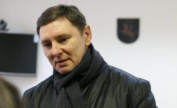 Alvydo Januševičiaus nuotr./Remigijus Baniulis. Šiaulių ugniagesių vado Jono Misiūno byla