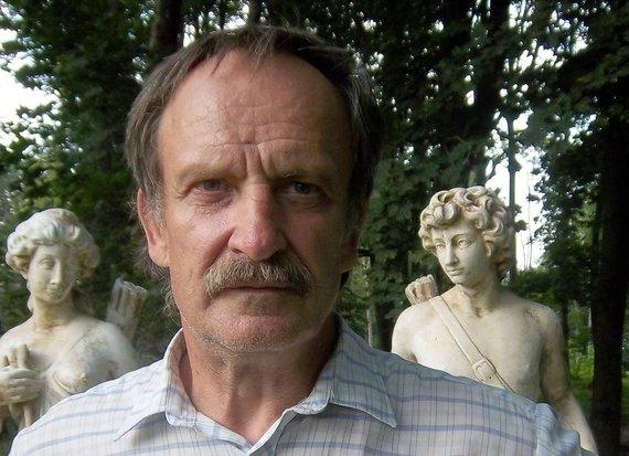 Petras Dargis. Atsisveikinimo su litu nuotaikos Šiauliuose
