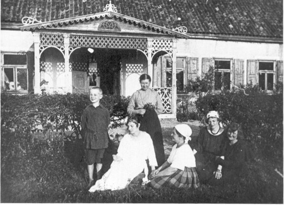 Alvydo Januševičiaus nuotr/Medvilionių dvaras