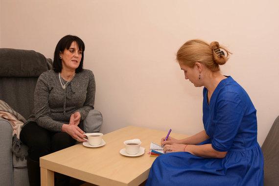 Ingridos Pociūtės nuotr./Gailutė Matačiūnaitė (kairėje) ir Skaistė Vasiliauskaitė-Dančenkovienė