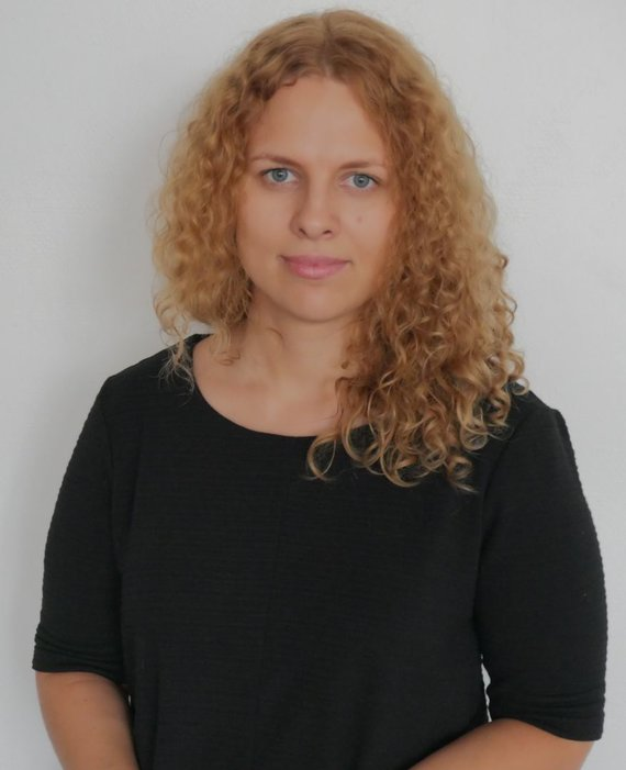 Asmeninio archyvo nuotr./Ieva Vainoraitė