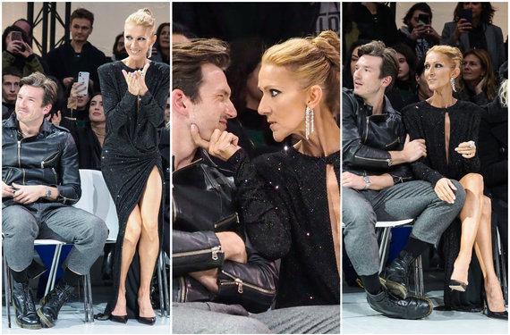 """Scanpix""/""SIPA"" nuotr./Celine Dion ir Pepe Munozas"