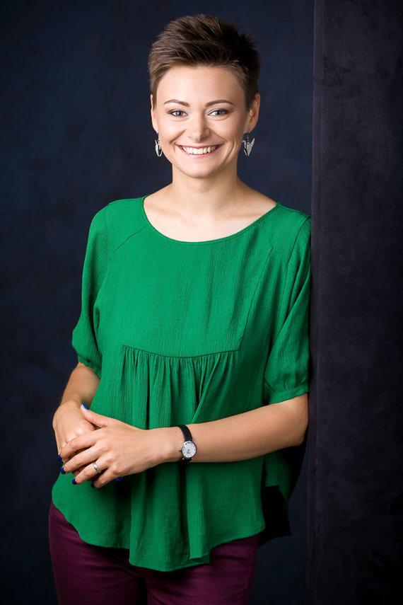 Asmeninio archyvo nuotr./Giedrė Sujetaitė-Volungevičienė