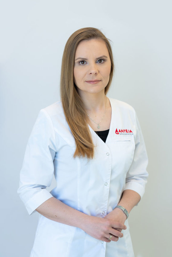 Asmeninio archyvo nuotr. /Gydytoja Jūratė Karpovienė