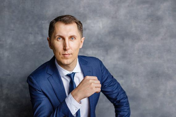 Asmeninio archyvo nuotr. / Asmeninio efektyvumo treneris Tomas Kaulinskas