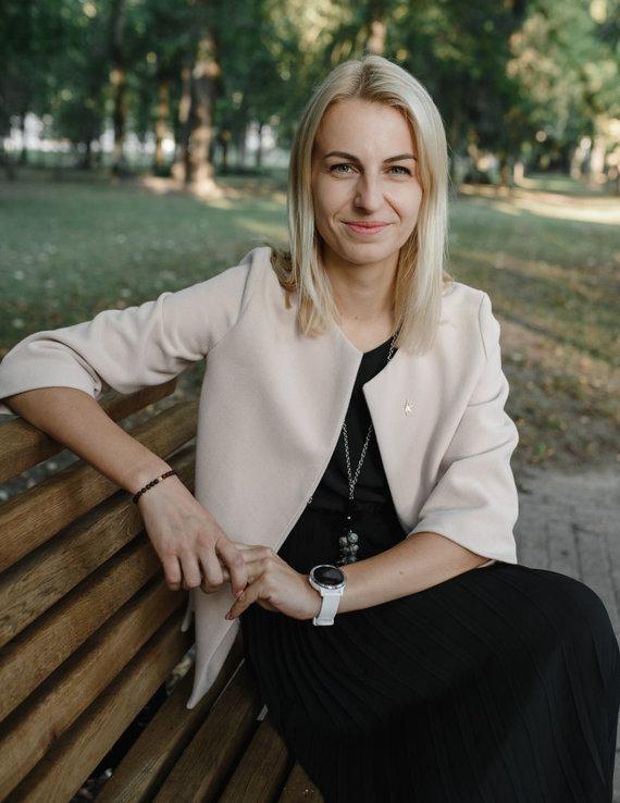 G.Kaškelio nuotr./Agnė Jasinavičiūtė
