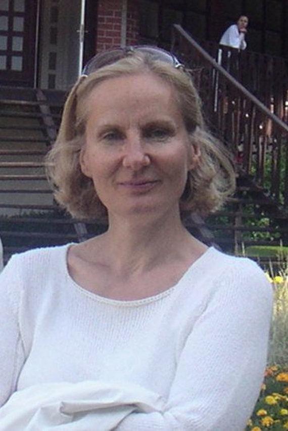 Asmeninio archyvo nuotr. /Egidija Laumenskaitė