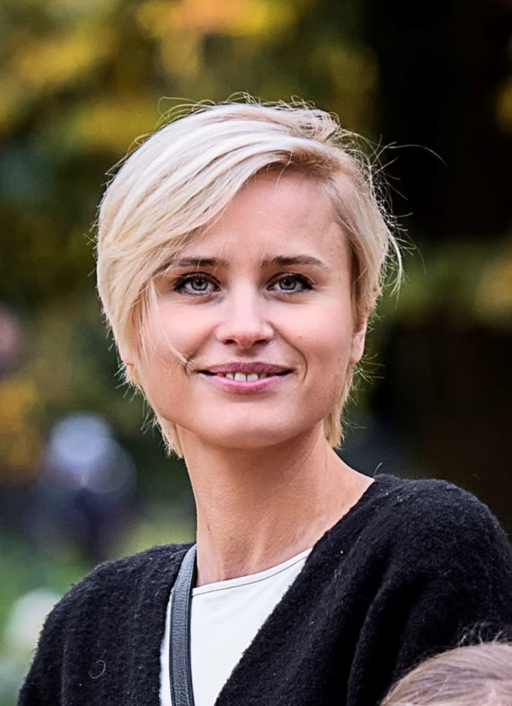 Asmeninio archyvo nuotr. /Agnė Morkvėnaitė-Vasiliauskienė