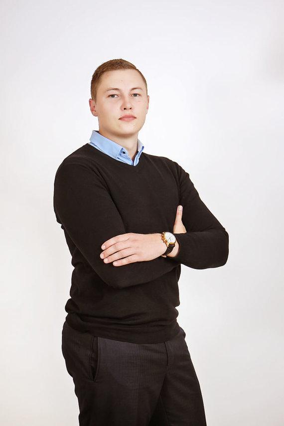 Asmeninio archyvo nuotr./Teisininkas Justas Kuprys