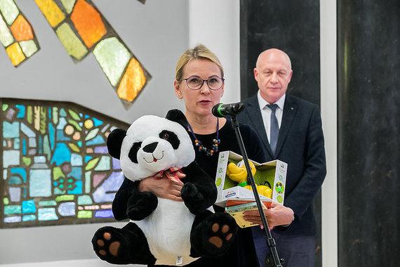 """Organizatorių nuotr./Paramos ir labdaros fondo """"Mamų unija"""" vadovė Eglė Mėlinauskienė"""