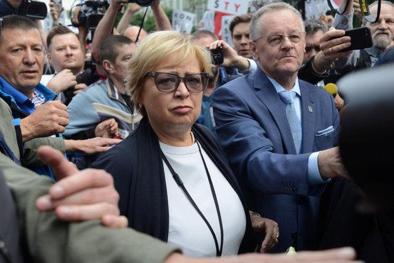 """Reuters""/""Scanpix"" nuotr./Malgorzata Gersdorf"