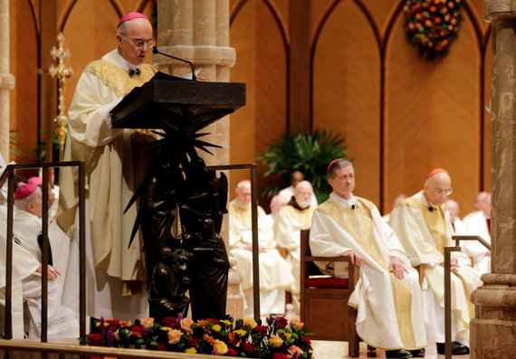 """Reuters""/""Scanpix"" nuotr./Arkivyskupas Carlo Maria Vigano"
