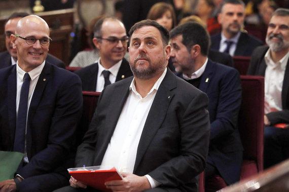 """AFP/""""Scanpix"""" nuotr./Oriolas Junqueras"""