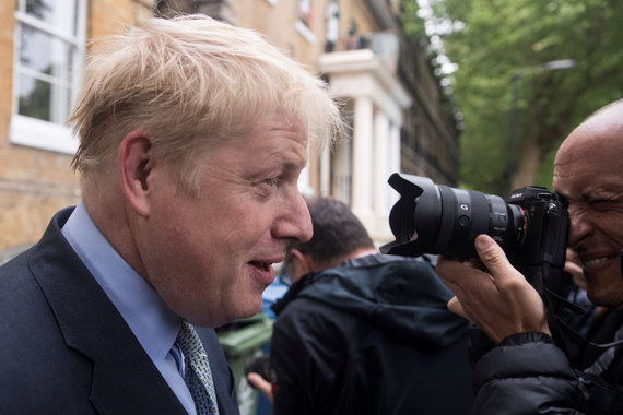 """Reuters""/""Scanpix"" nuotr./Borisas Johnsonas"