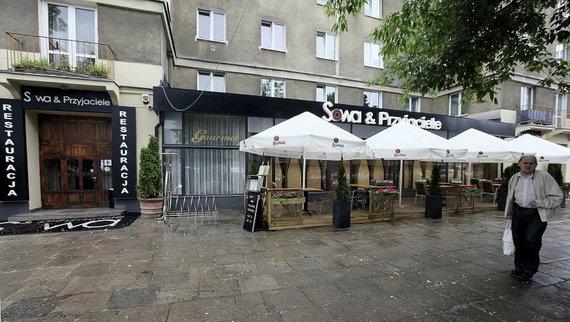 """Scanpix""/AP nuotr./Dabar jau uždarytas restoranas ""Sowa & Przyjaciele"" Varšuvoje"
