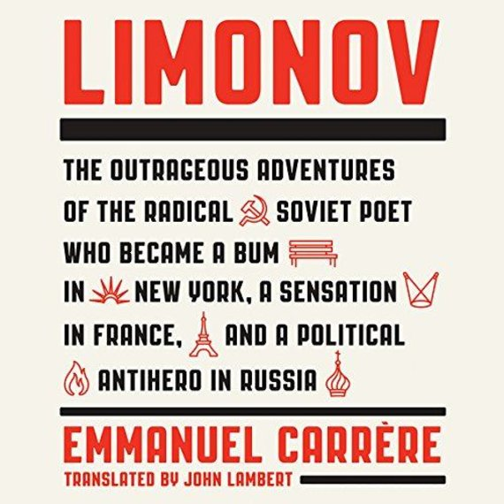 """Facebook"" nuotr./Emmanuelio Carrere knyga ""Limonovas"""