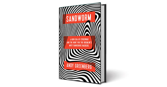 """Twitter"" nuotr./A.Greenbergo knyga ""Sandworm"""