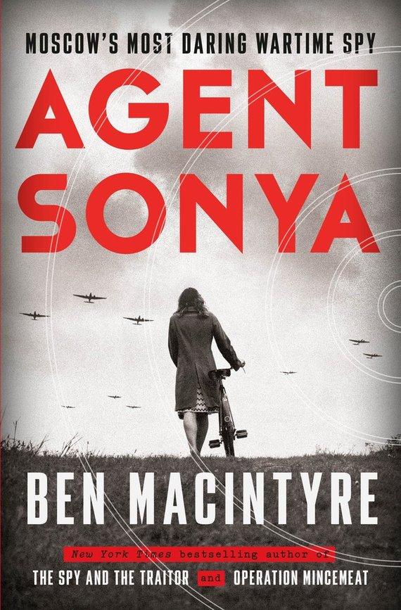 """Twitter"" nuotr./Beno Macintyre'o knyga ""Agentė Sonja"""