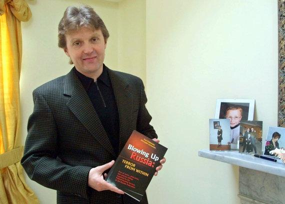 """""""Scanpix""""/AP nuotr./Aleksandras Litvinenka"""