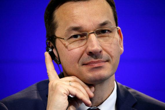 """Reuters""/""Scanpix"" nuotr./Mateszas Morawieckis"