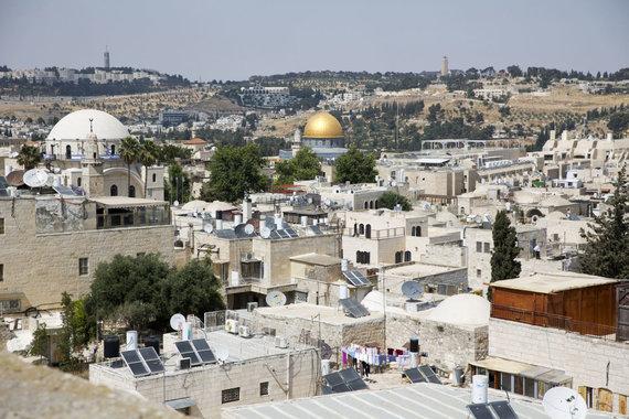 """Scanpix""/AP nuotr./Jeruzalė"
