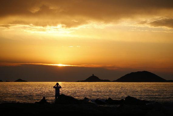 "AFP/""Scanpix"" nuotr./Korsikos sala"