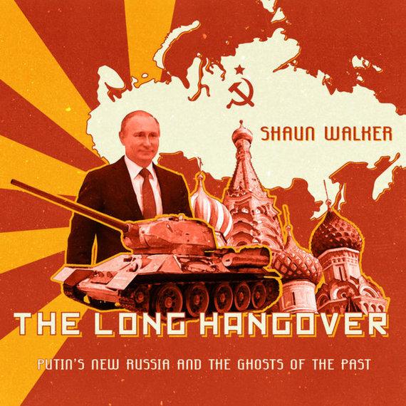 """""""Twitter"""" nuotr./Sh.Walkerio knyga """"Ilgos pagirios: naujoji Putino Rusija ir praeities vaiduokliai"""""""
