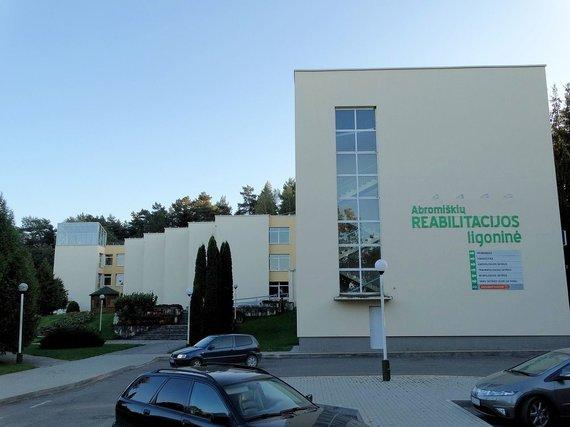 Abromiškių sanatorija