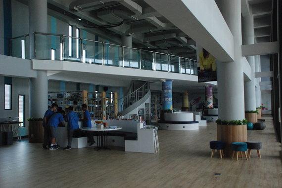 Privati mokykla Džokdžakartoje, Indonezijoje