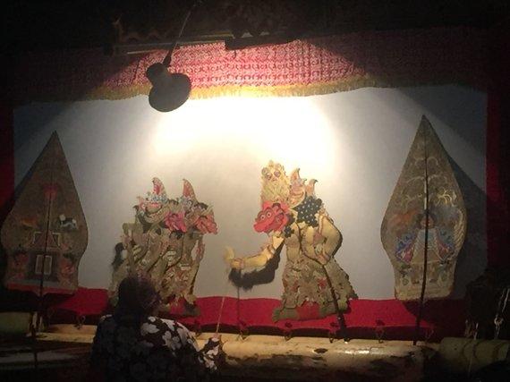Tradicinis indoneziečių teatras