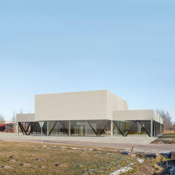 """Atominės elektrinės naujo pastato """"Betonas"""" projektinis pasiūlymas"""