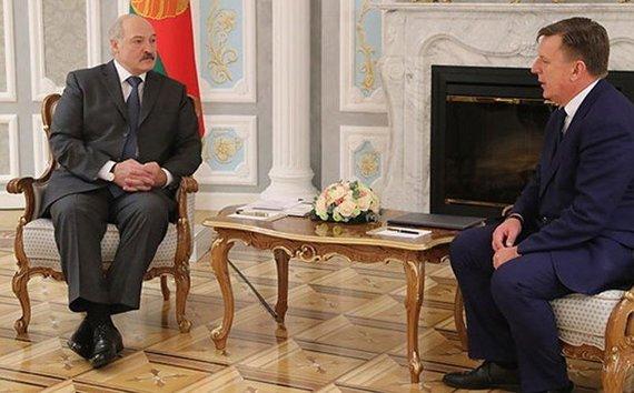 A.Lukašenka ir M.Kučinskis
