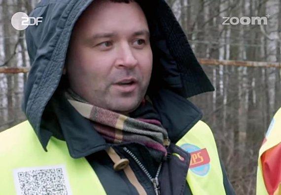 ZDF nuotr. /Audrius Cuzanauskas