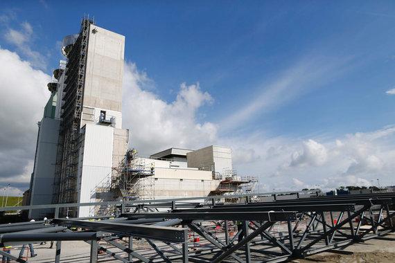"""AFP/""""Scanpix"""" nuotr./""""Areva"""" branduolinis atliekynas Pietų Prancūzijoje"""