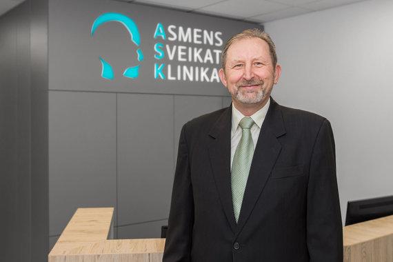 Asmens sveikatos klinikos nuotr./Liudvikas Lazauskas