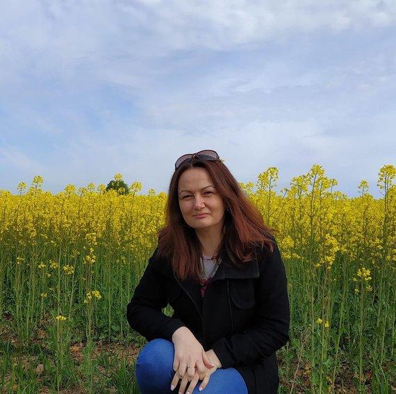 Asmeninio albumo nuotr./Renata Rudzevičienė