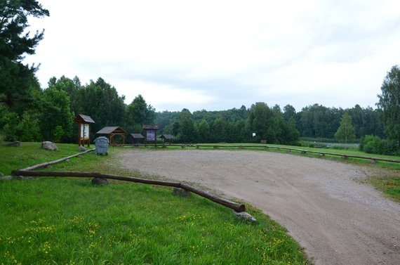 Salantų regioninio parko archyvo nuotr./Juodupėnų poilsiavietė